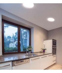 IP 44 LED ceiling light 3000/4000K - Carme - Indeluz - Novolux