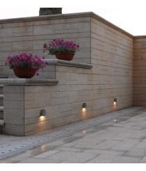 IP54 LED outdoor wall lamp - Ferrera - Dopo - Novolux