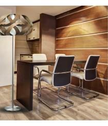Kim. Floor Lamp Wood