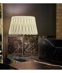 Lámpara de mesa de madera natural en varios colores – Lola – Lzf