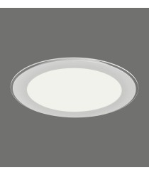 LED metal and crystal ceiling lamp 3200K - Oslo - ACB Iluminación