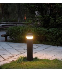 IP54 LED outdoor post light 65 cm - Ada - Dopo - Novolux