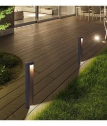 IP54 LED outdoor beacon 65 cm - Cairo - Dopo - Novolux
