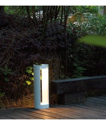 LED outdoor post light 50 cm - Nure - Dopo - Novolux