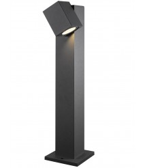 IP54 LED COB outdoor post light 65 cm - Suevis - Dopo - Novolux