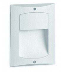 IP65 LED SMD outdoor recessed wall light - Lara - Dopo - Novolux