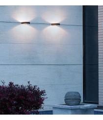 IP54 LED outdoor wall light 3000K - Arsen - Dopo - Novolux