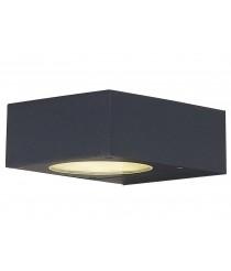 IP54 LED outdoor wall light 3000K - Guiu - Dopo - Novolux