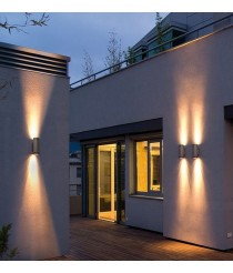 Outdoor wall light Tramuntana Dopo - Novolux