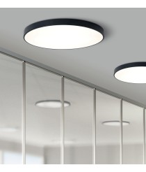 Modern LED ceiling lamp in 3 sizes and 2 colours - London - ACB Iluminación
