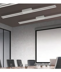 LED metal ceiling lamp 3200K - Saul - ACB Iluminación