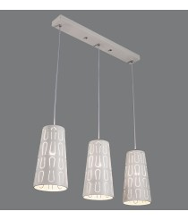 Ceiling pendant light with 3 shades – Sent – ACB Iluminación