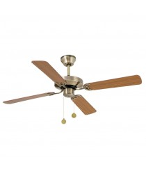 Ceiling fan available in 3 finishes and with or without LED light - Yakarta – Faro