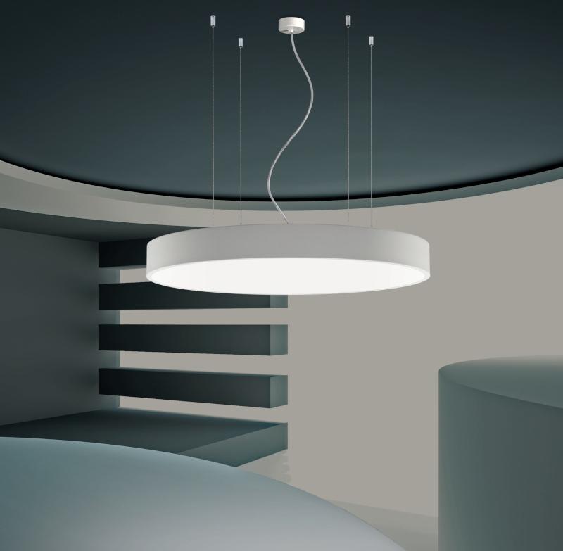 Lámpara colgante de techo para oficina Isia de ACB Iluminación