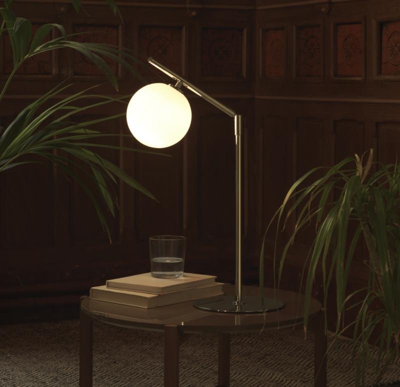 Lámpara de mesa para oficina decorativa de Aromas