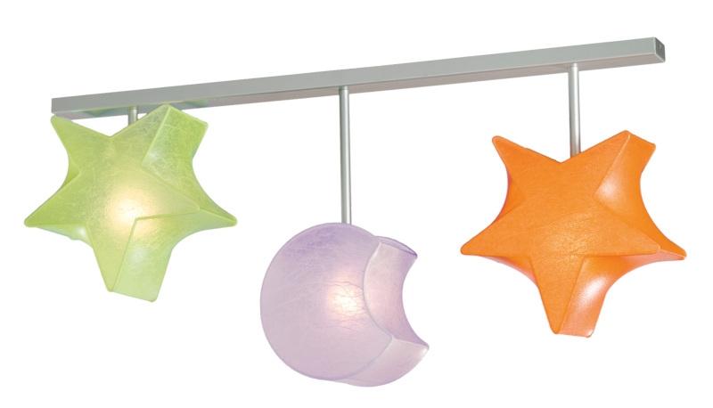 Lámpara colgante para niños de artecoon de Anperbar
