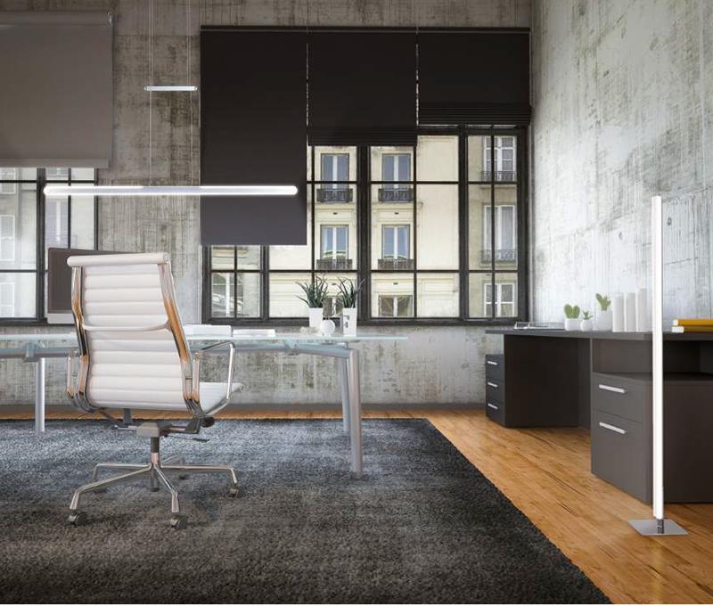 Trabajar en casa: ilumina tu despacho