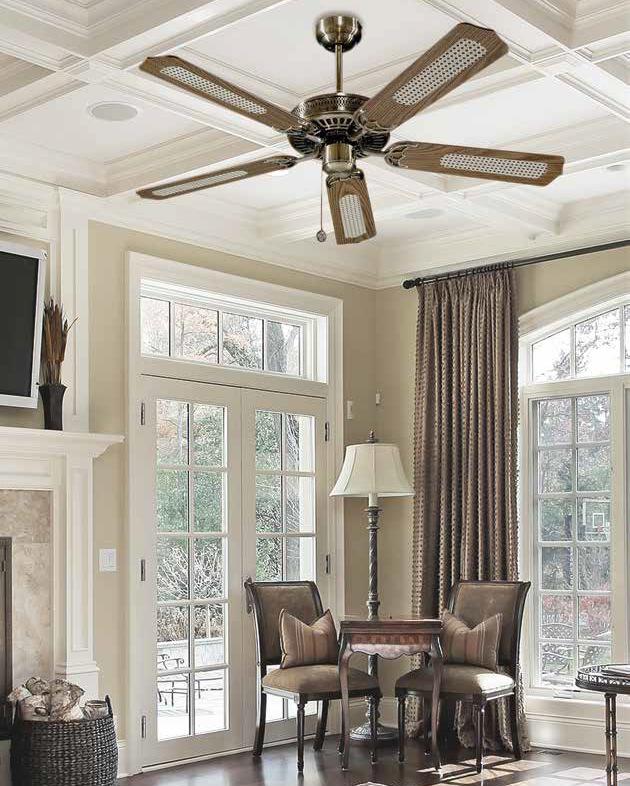 10 ideas de Ventiladores de techo con luz | ventilador de