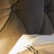 Lámparas de dormitorio según el cabecero de la cama