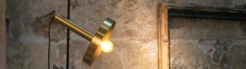 Las 5 lámparas de pie que no parecen lámparas de pie
