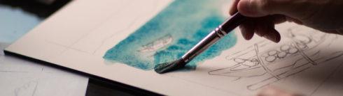 Lámparas para dibujar: iluminación para artistas